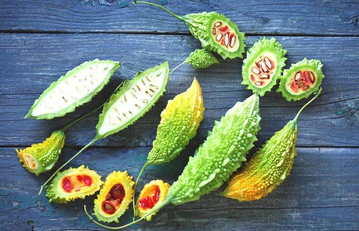 фото плодов горькой тыквы
