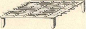 нерестовое креслице для судака